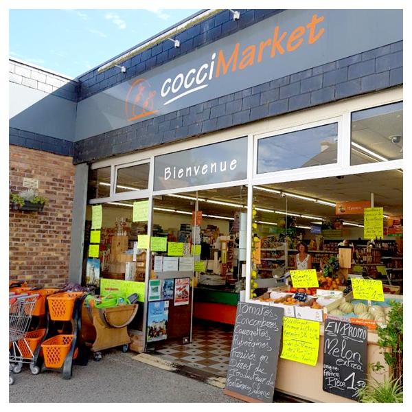 Photo de : Cocci Market de Cour-Cheverny